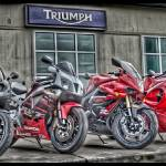 """Triumph Dealership"" by JimSutherland"