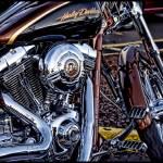 """Harley 110"" by JimSutherland"