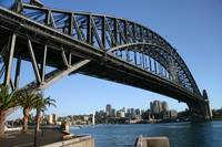 Sydney Harbour Bridge by Caroline Trenfield