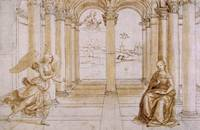 Study for Annunciation