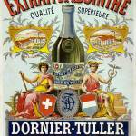 """Absinthe Dornier-Tuller Advertising Carton"" by oxygenee"