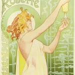 """Absinthe Robette by Henri Privat-Livemont"" by oxygenee"