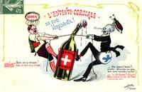 L'Entente Cordiale - Swiss Absinthe Prohibition