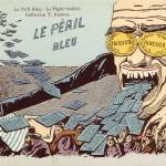 """""""Le Peril Bleu - Le Papier Timbre"""" by oxygenee"""