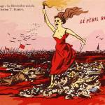 """Le Peril Rouge - La Revolution Sociale"" by oxygenee"