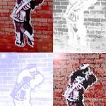 """""""Sidewalk-Graffiti"""" by weckphotography"""