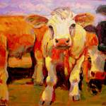 """YOUNG STEER"" by briansimons"