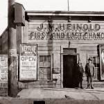 """""""Heinolds Saloon, Oakland, California"""" by worldwidearchive"""