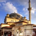"""Mosque in Safranbolu, Turkey"" by canbalci"