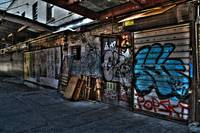 Meatpacking District Graffiti