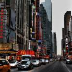 """42nd Street, Times Square New York"" by JoelHorwath"