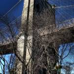 """Brooklyn Bridge Arches"" by JoelHorwath"