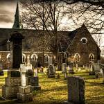 """""""The Graveyard of St Peters"""" by GJCPhotography"""