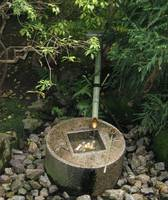 Ryoanji Wishing Well