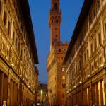 """Twilight at the Uffizi"" by Nicemree"