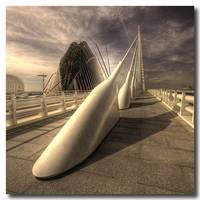 Valencia - New bridge #4