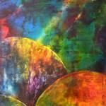 """Converging Worlds"" by JaniceNaborsRaiteri"