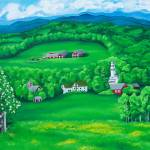 """Remembering Vermont"" by LisaPetrone"
