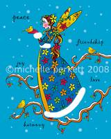 Holly the Christmas Friendship Fairy