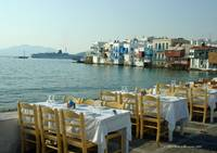 Little Italy, Mykonos, Greece