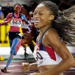 """Tribute to Allyson Felix"" by MonMon"