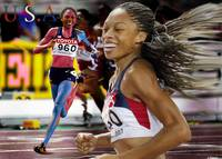 Tribute to Allyson Felix