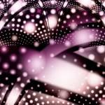"""Pink Spotlight fractal"" by jennbass"