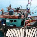 """Thai Fishing Boat"" by christel"