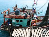 Thai Fishing Boat