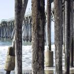 """San Simeon Pier"" by 3Stacks"
