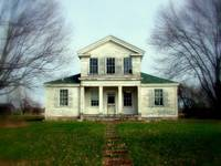 .abandoned dixboro farmhouse #1.