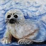 """""""little Seal - MagdalenaArt"""" by MagdalenaArt"""