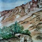 """""""Mount Sinai - MagdalenaArt"""" by MagdalenaArt"""
