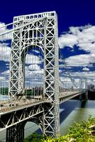The Mighty George Washington Bridge, NYC
