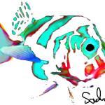 """fish"" by ArtbySachse"
