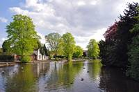 Minster Pool, Lichfield  (16894-RDA)