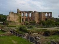 Roman Baths; Trier, Germany