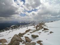Mount Evans Summit