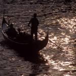 """Venetian Gondola"" by Mie"