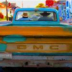 """american pickup"" by ArtbySachse"