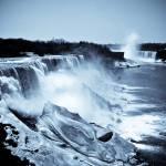 """Niagara Falls Ice"" by samuelmonson"