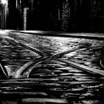 """Tracks leading away from Guinness, Dublin, Ireland"" by samuelmonson"