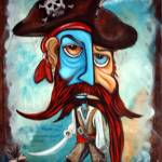 """Pirate"" by ArtPrints"