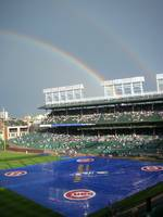 Wrigley Field Rainbow
