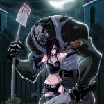"""Hack/Slash Cover Art"" by MartinJAbel"