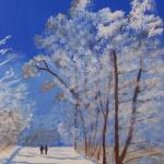 """Winter Walk"" by Eamonreillydotcom"