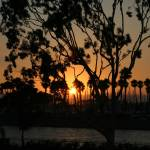 """Alamitos Bay Sunset"" by dotchy_99"