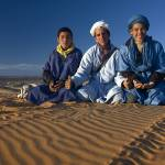 """Kids in Erg Chebbi"" by worldphotos"