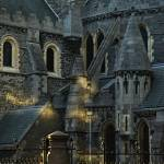 """Christchurch Cathedral"" by bernard"