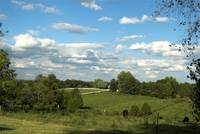 Blue Sky and Clouds ~~ Tennessee ~~